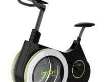Bicicleta ergométrica funciona como máquina de lavar roupas enquanto você está pedalando