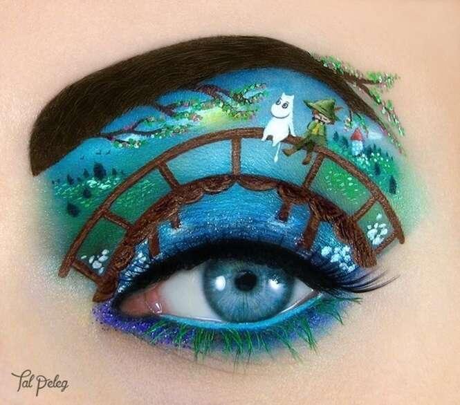 Foto: Tal Peleg Art of Makeup