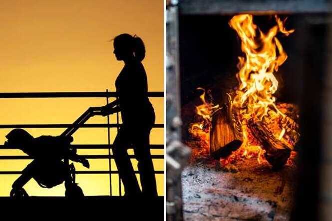 Mulher queima filha recém-nascida até a morte em forno