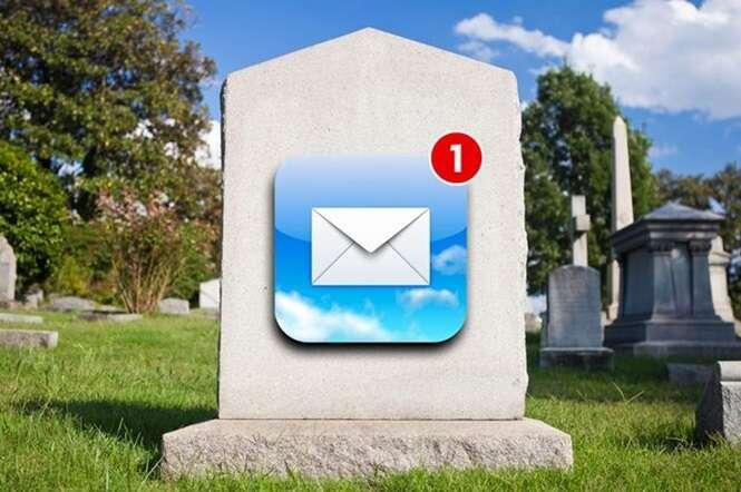 Filho recebe e-mail comovente e divertido de seu pai que morreu dois anos antes