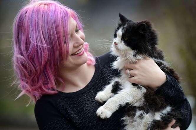 Conheça a gata de 121 anos