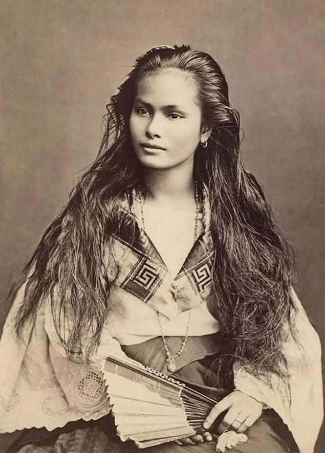 Fotos mostram a beleza de mulheres que viveram no início do século XX
