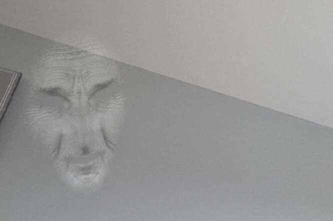 Mulher recebe snap de amigo e se assusta ao encontrar fantasma na imagem