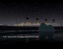 Animação permite reviver agonizante naufrágio do Titanic que durou 2 horas e 40 minutos