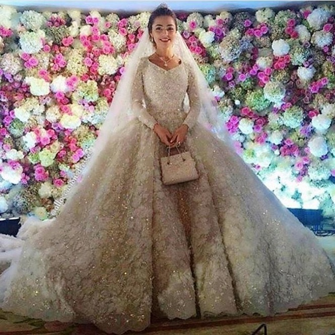 Bilionário russo gasta 1 bilhão de dólares em casamento do filho