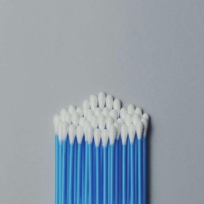 Artista digital usa objetos do cotidiano para criar arte