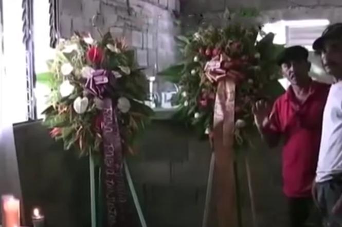 """Flores do velório de jovem se mexem após ficarem """"possuídas"""""""