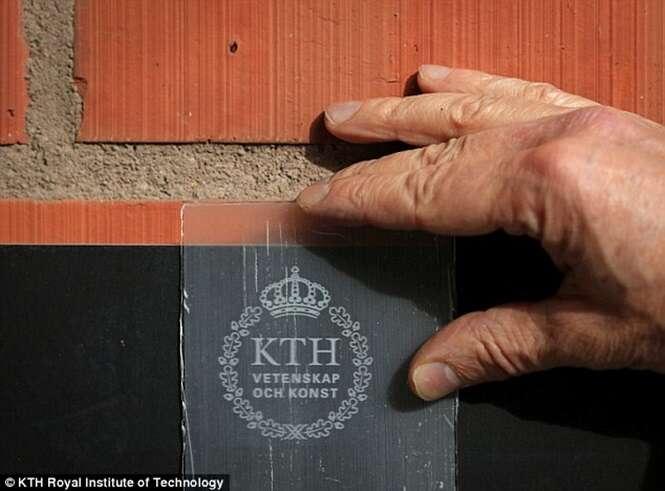 Cientistas criam madeira transparente