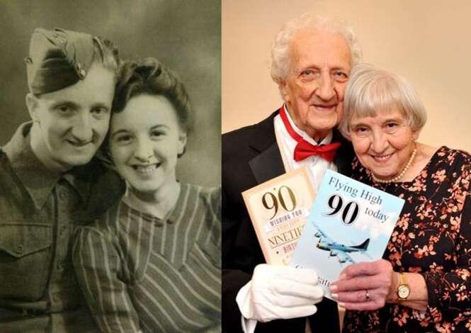 Idoso fica noivo do amor de sua vida 72 anos após pedi-la em casamento
