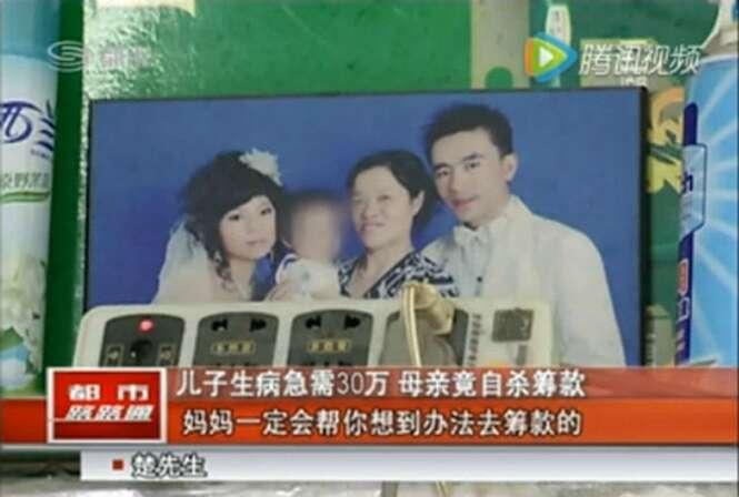 Mãe comete suicídio para que filho doente recebesse pagamento de seu seguro de vida