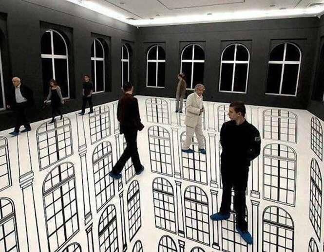 Os mais incríveis pisos em 3D