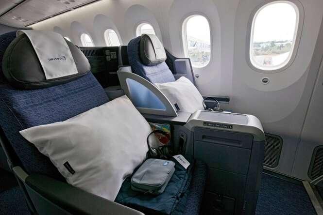 As mais luxuosas companhias aéreas
