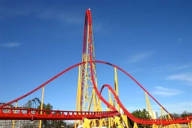 Foto: coaster stop