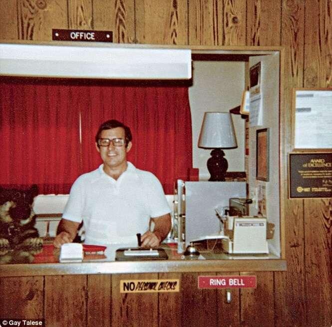 Dono de motel passa 29 anos assistindo secretamente clientes tendo relações íntimas