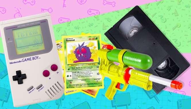 Brinquedos que você teve na infância e que agora valem muito dinheiro
