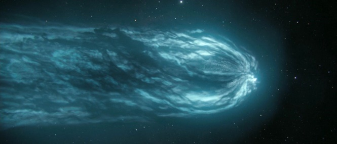 """Terra pegará """"carona"""" na cauda de cometa Halley no próximo mês"""