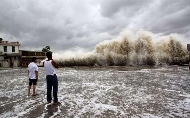 Fotos chocantes demonstrando os efeitos da poluição