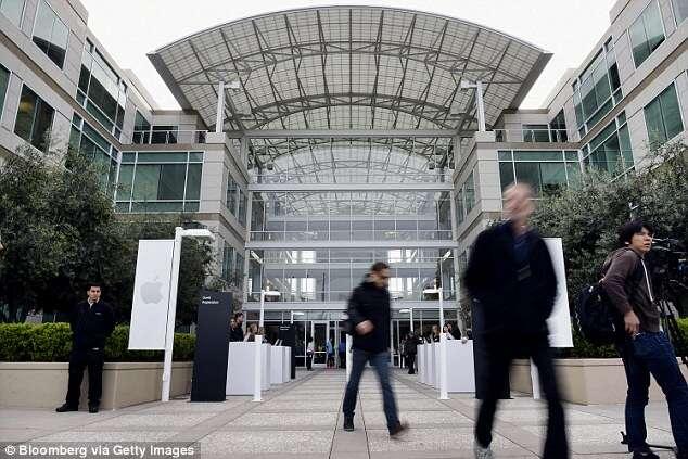 Cadáver é encontrado dentro de sala de reuniões na sede da Apple