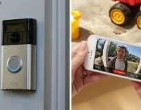 Empresa cria interfone que permite conversar com visitantes pela tela de seu smartphone