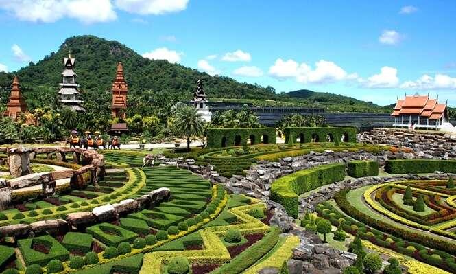 Foto: Nong Nooch Tropical Garden