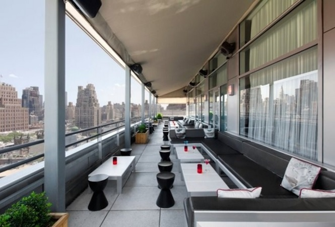 Foto: THE GANSEVOORT HOTEL