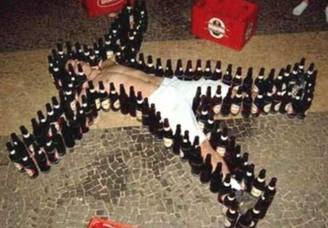 Pessoas que precisam parar de beber