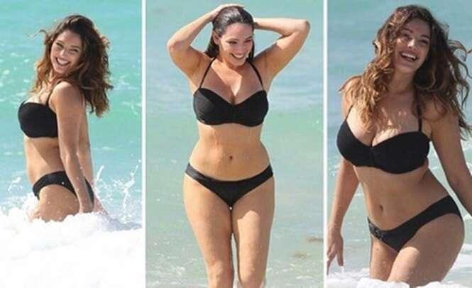 De acordo com a ciência, essa mulher tem o corpo mais perfeito do mundo