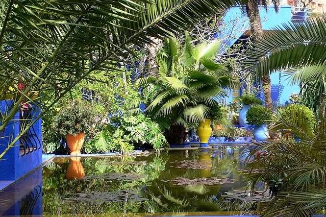 Foto: Jardin Majorelle