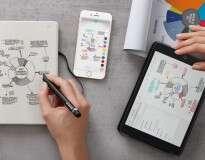 Empresa lança caneta que digitaliza tudo o que você escreve