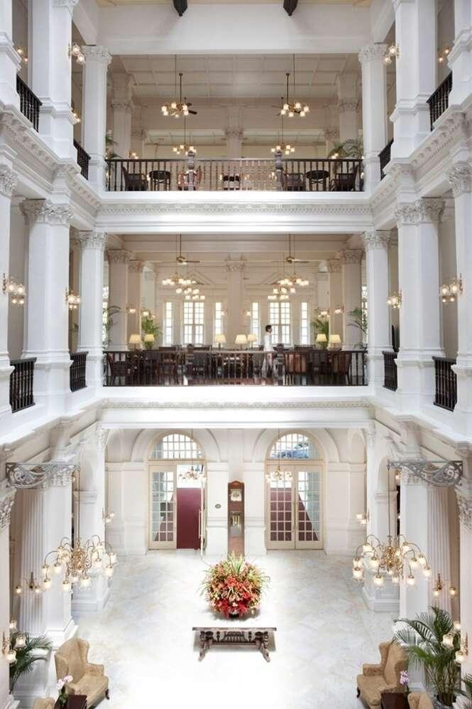 Foto: Raffles Hotel Singapore