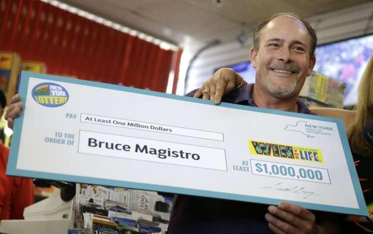 Viúvo ganha R$ 3,5 milhões pela segunda vez