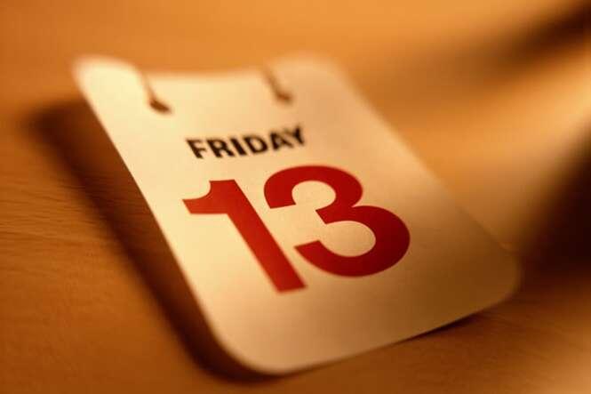 Coisas sinistras que farão sua sexta-feira 13 ser mais aterrorizante