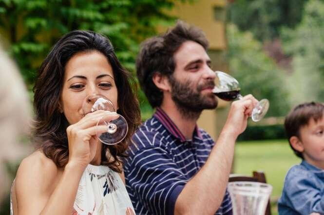Casar reduz drasticamente seu consumo em bebida alcoólicas