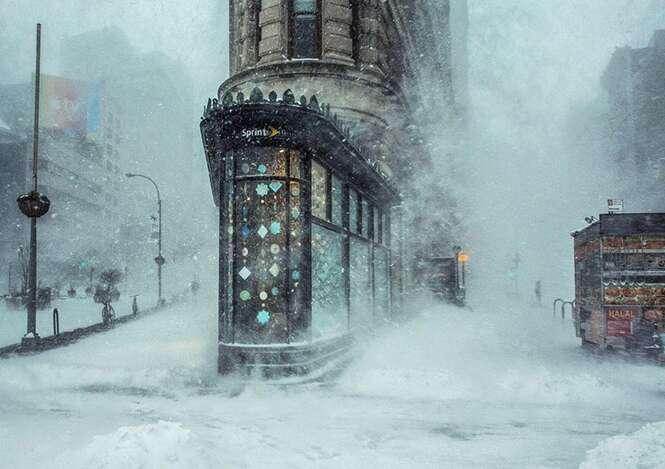 Fotos incríveis do concurso da National Geographic