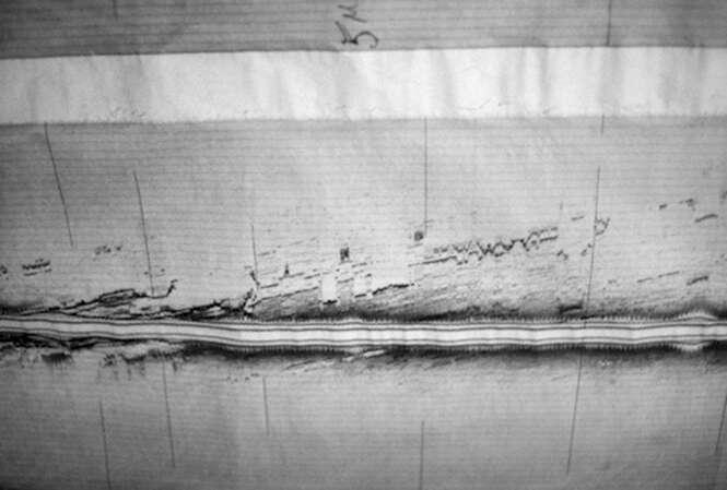 Fotos atuais do Titanic registradas no fundo do oceano