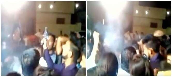 Noivo é ferido com tiro na cabeça durante celebração de casamento