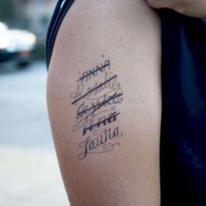 """Pessoas que deram um """"jeitinho"""" nas suas tatuagens"""