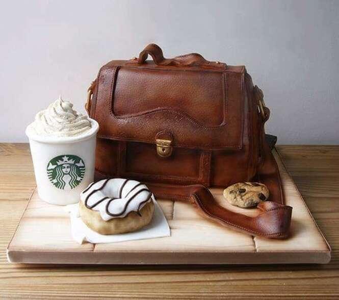 Os mais incríveis bolos já criados