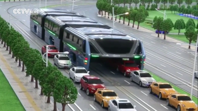 China deve lançar em 1 ano o ônibus do futuro