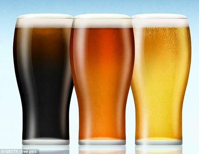 Beber cerveja diariamente reduz chances de infarto