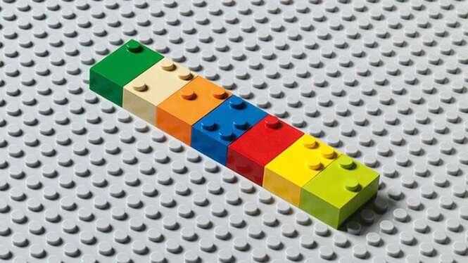 Projeto usa Lego para ensinar método Braile de leitura às crianças cegas