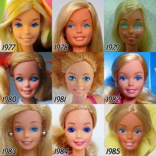 Coisas que você não sabia sobre a boneca Barbie