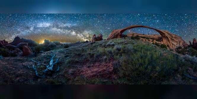 Fantásticas fotos panorâmicas da natureza