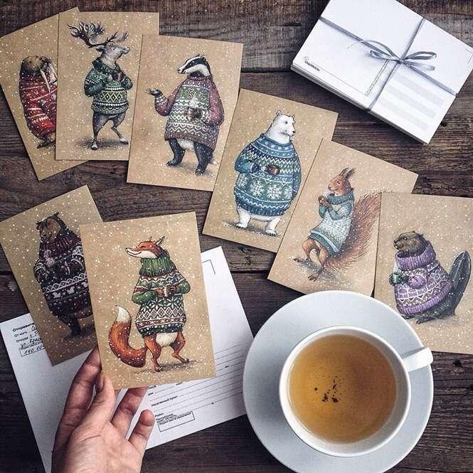 Belos desenhos inspirados em contos de fadas