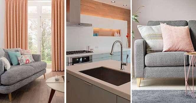 Fotos com ideias e cores para deixar o interior de sua casa mais suave