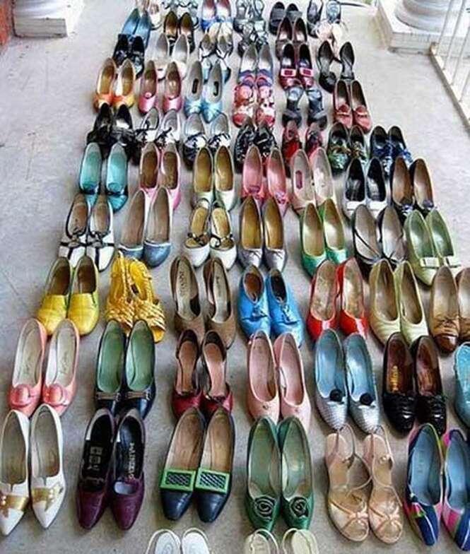Homem é preso após roubar 160 pares de sapatos femininos