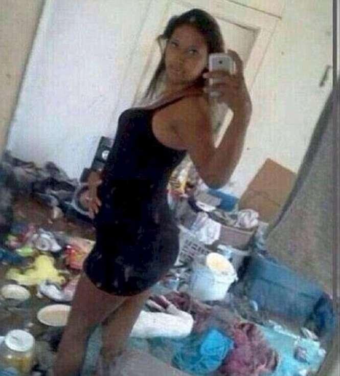 Pessoas que se deram mal durante suas selfies