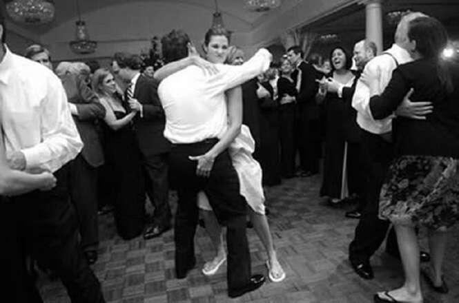 As mais hilárias fotos de casamento