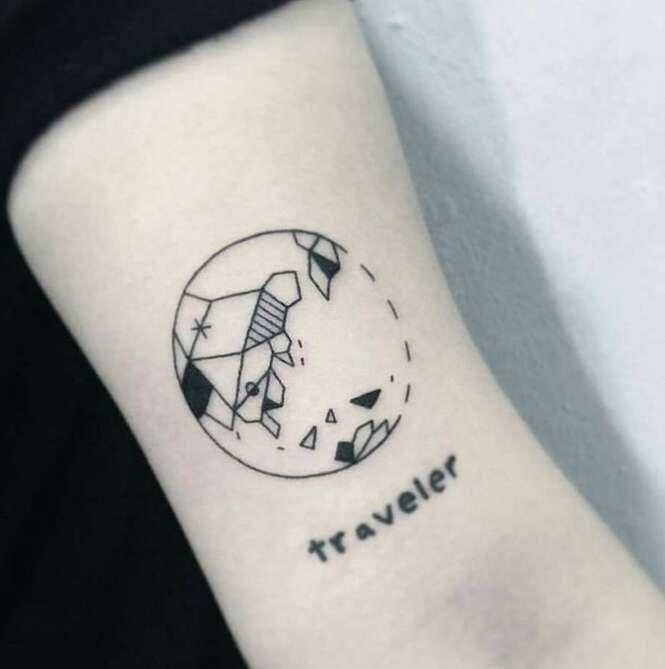 Foto: travel_tattoos