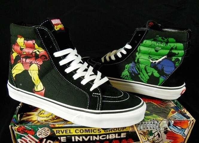 Produtos para quem é fã de super-heróis